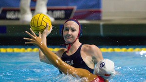 USA Women Pull Away Late to Defeat China 13-9 in Torrance to Open Exhibition Series