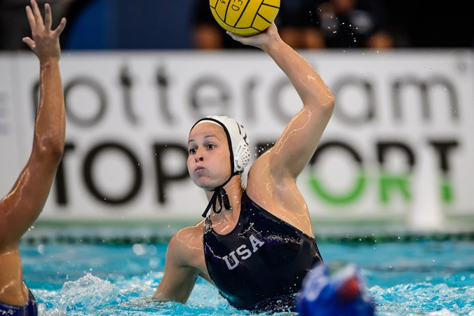 USA Women Open Play In Europe With 13-12 Win Over Catalonia - USA Water Polo