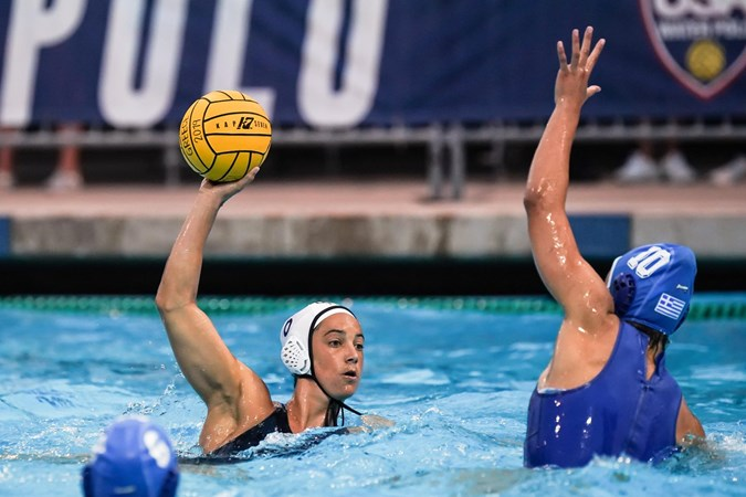USA Women Take 11-7 Win Over The Netherlands - USA Water Polo