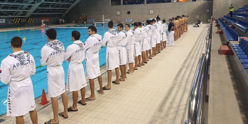 Marko Vavic Debuts While VK-Jug Continues Undefeated - USA Water Polo